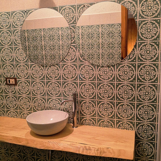 La Capanna - bathroom
